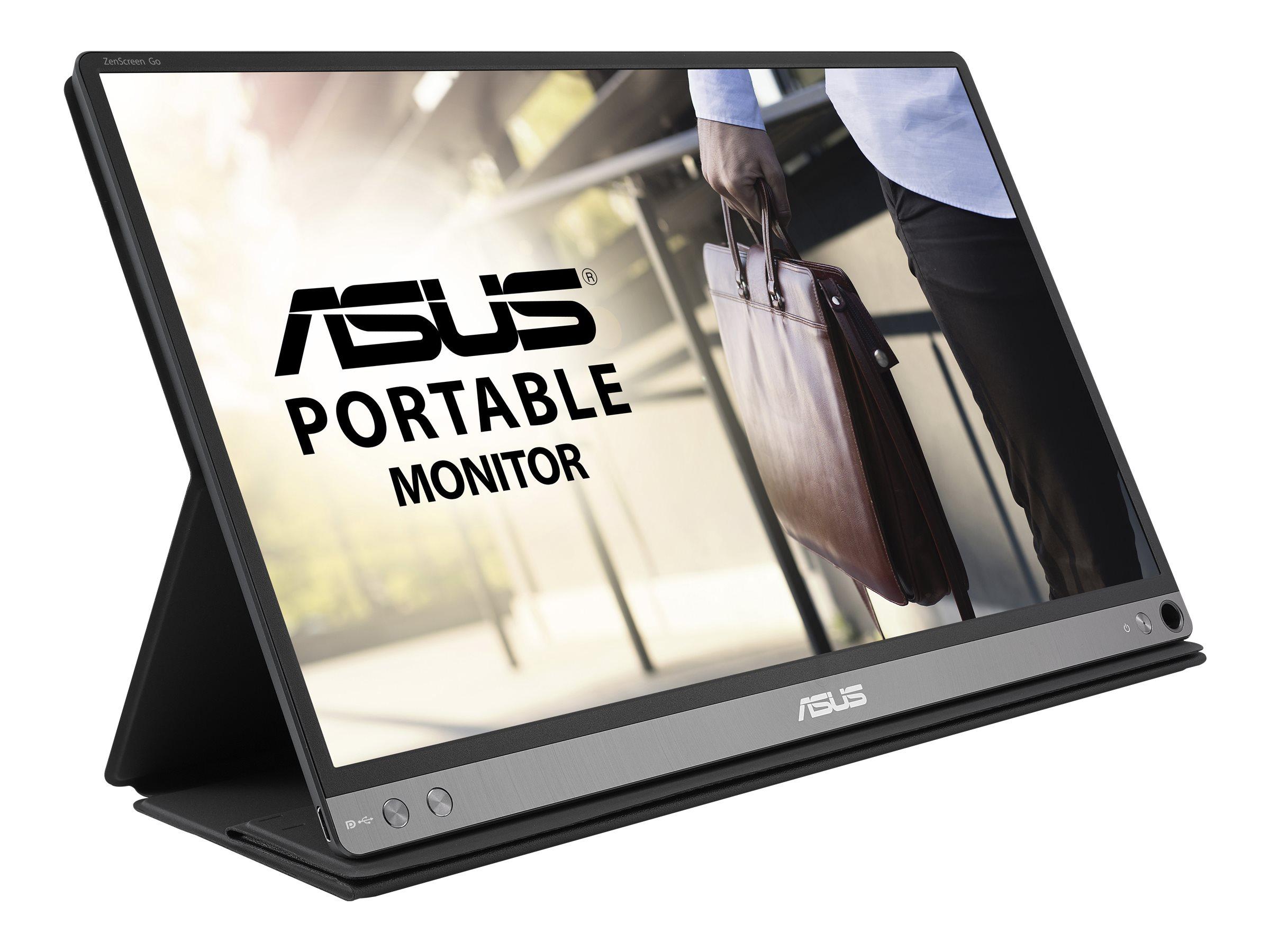 "ASUS ZenScreen GO MB16AP - LCD-Monitor - 39.6 cm (15.6"")"