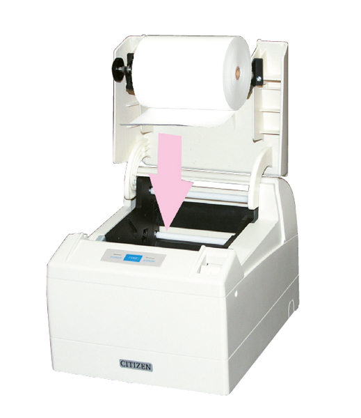 Citizen CT-S4000 - Belegdrucker