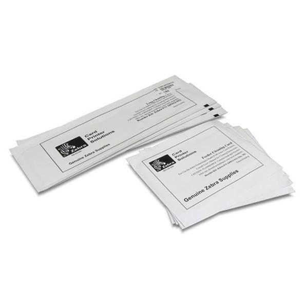 Zebra Drucker - Reinigungssatz - für ZXP Series