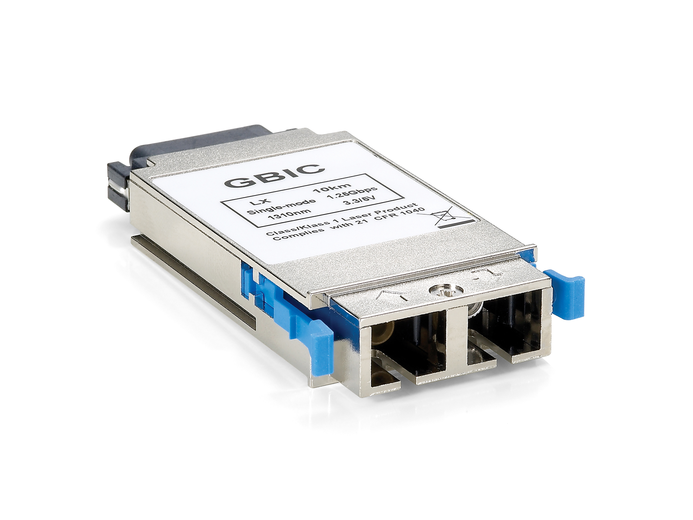 LevelOne GVT-0201 1250Mbit/s GBIC 1310nm Einzelmodus Netzwerk-Transceiver-Modul