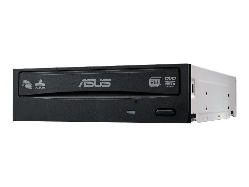"Vorschau: ASUS DRW-24D5MT - Laufwerk - DVD±RW (±R DL) / DVD-RAM - 24x24x5x - Serial ATA - intern - 5.25"" (13.3 cm)"