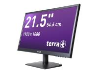 TFTs 21.5Zoll Full HD MVA Schwarz Computerbildschirm