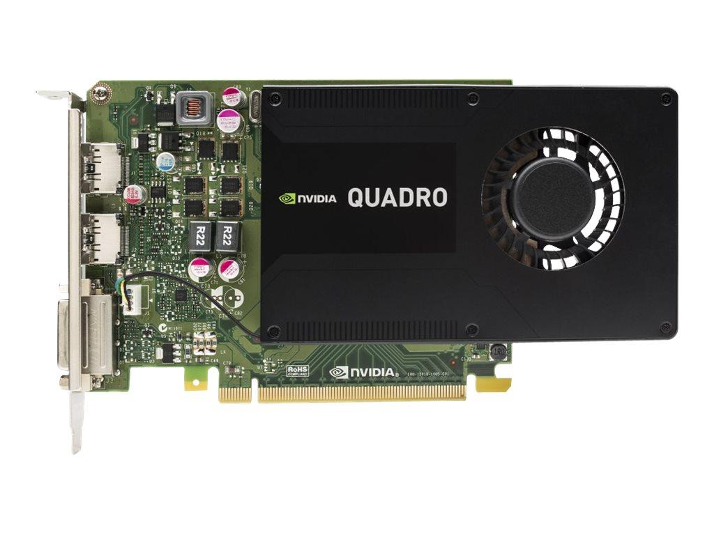 HP NVIDIA Quadro K2200 - Grafikkarten