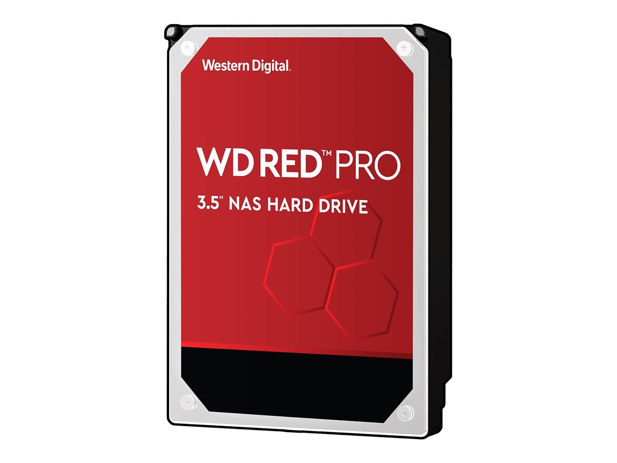 """WD Red Pro NAS Hard Drive WD6003FFBX - Festplatte - 6 TB - intern - 3.5"""" (8.9 cm)"""