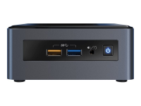 Next Unit of Computing Kit NUC8i3CYSM - Mini-PC - 1 x Core i3 8121U / 2.2 GHz