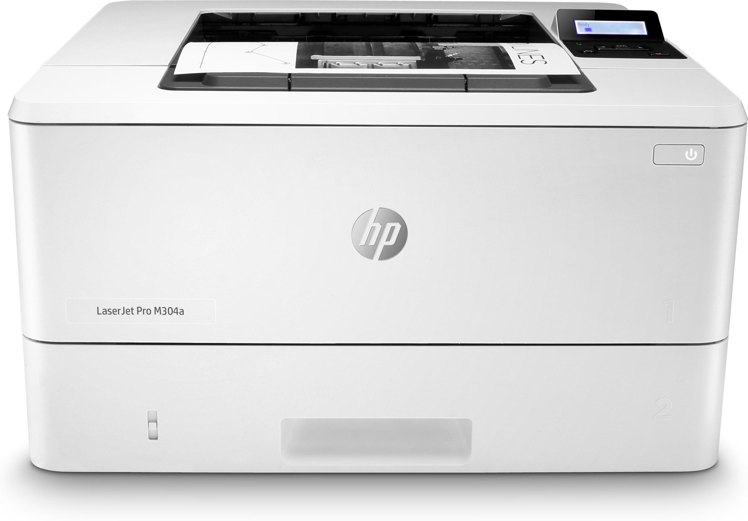 HP LaserJet Pro M304a - A4 - 37 Seiten pro Minute - Doppeltdruck - Schwarz - Weiß