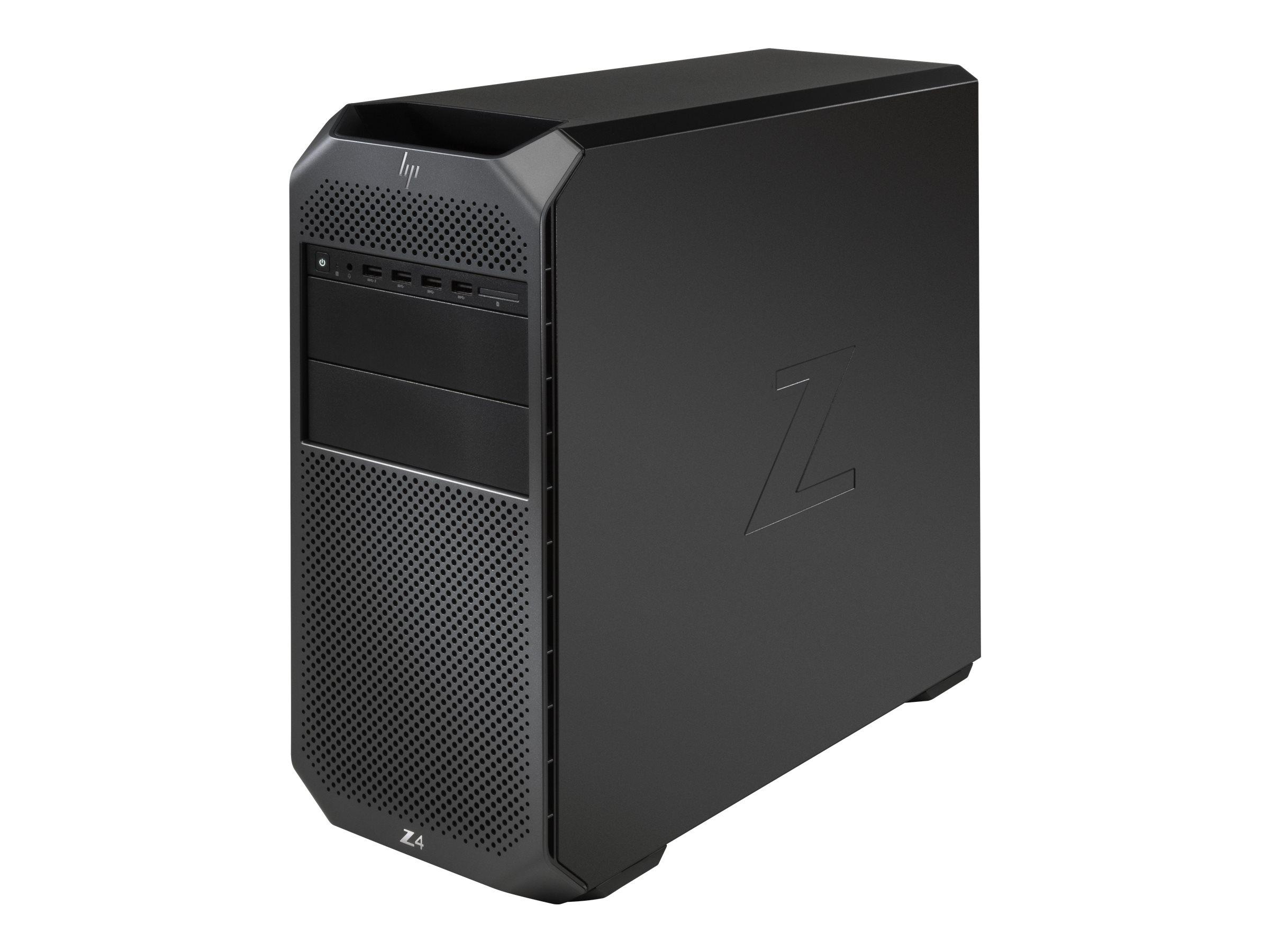 HP Workstation Z4 G4 - MT - 4U - 1 x Core i9 10940X X-series / 3.3 GHz