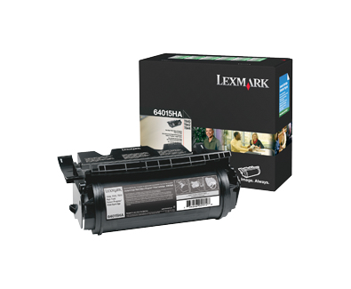 Lexmark 64016HE Laser cartridge 21000Seiten Schwarz Lasertoner / Patrone