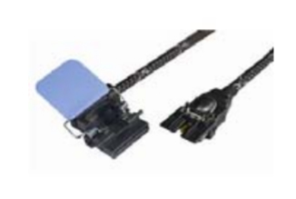Intel Cable Kit IFP Omnipath 235mm Right connector IFP28 LEC54B Schwarz Kabelschnittstellen-/adapter