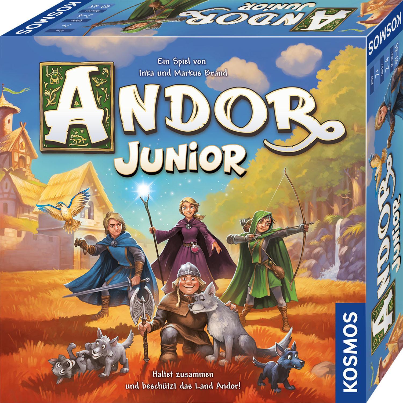 Kosmos Andor Junior - Reise/Abenteuer - Erwachsene - 7 Jahr(e)