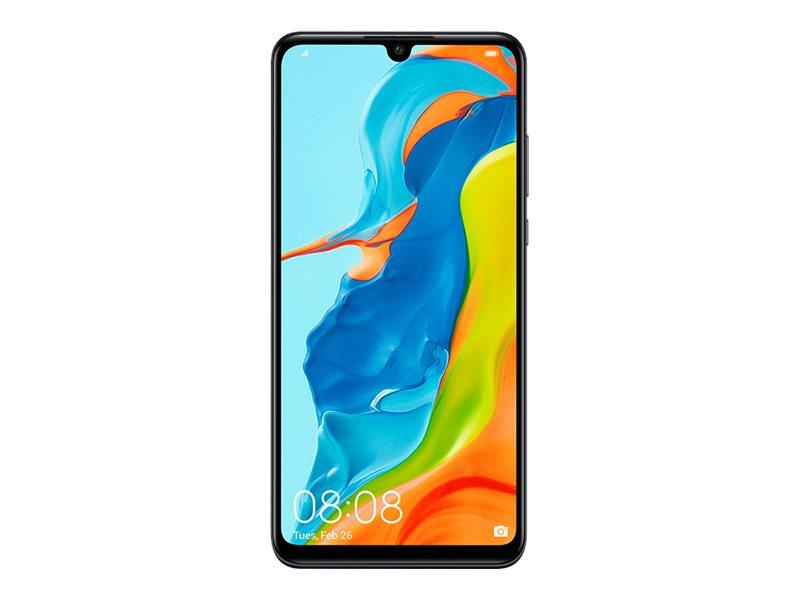 "Huawei P30 lite - Smartphone - Dual-SIM - 4G LTE - 128 GB - microSDXC slot - GSM - 6.15"" - 2312 x 1080 Pixel (415 ppi (Pixel pro Zoll))"