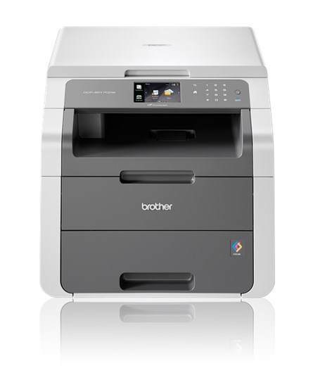 Brother DCP-9017CDW - Multifunktionsdrucker - Farbe