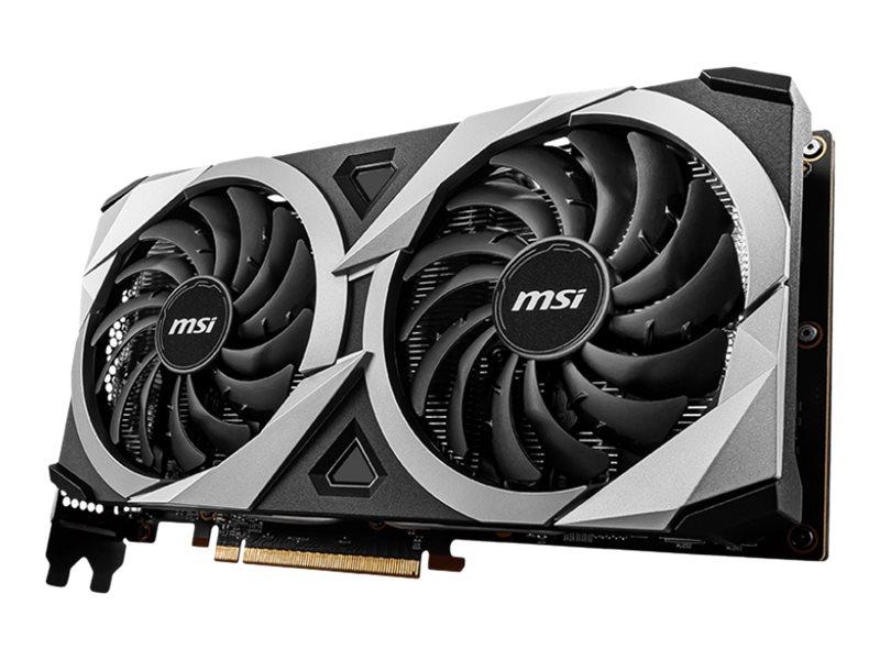 MSI Radeon RX 6700 XT MECH 2X 12G OC - Grafikkarten