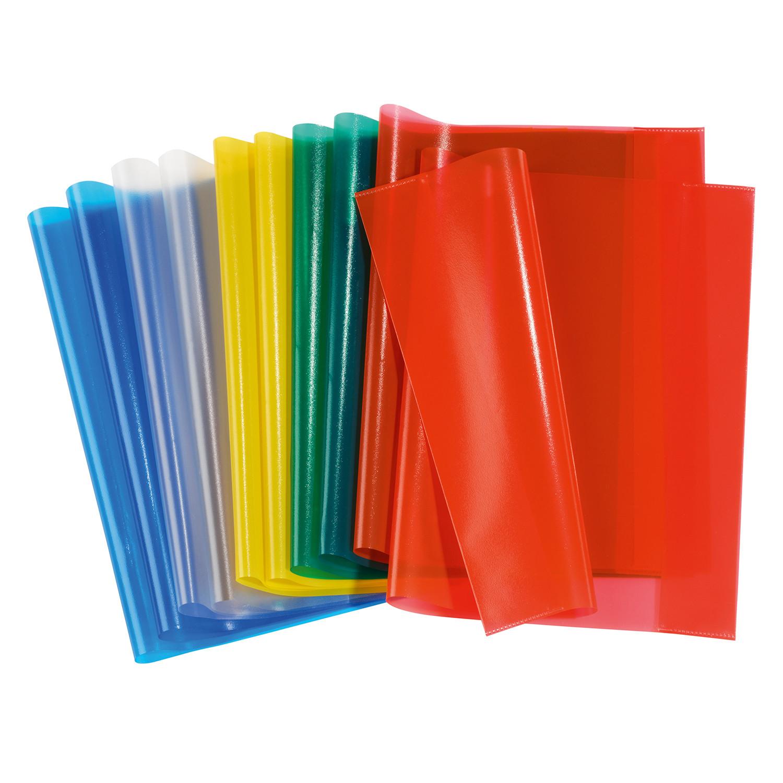 HERMA 19992 - Blau - Grün - Rot - Transparent - Gelb - Polypropylen (PP) - 10 Stück(e)