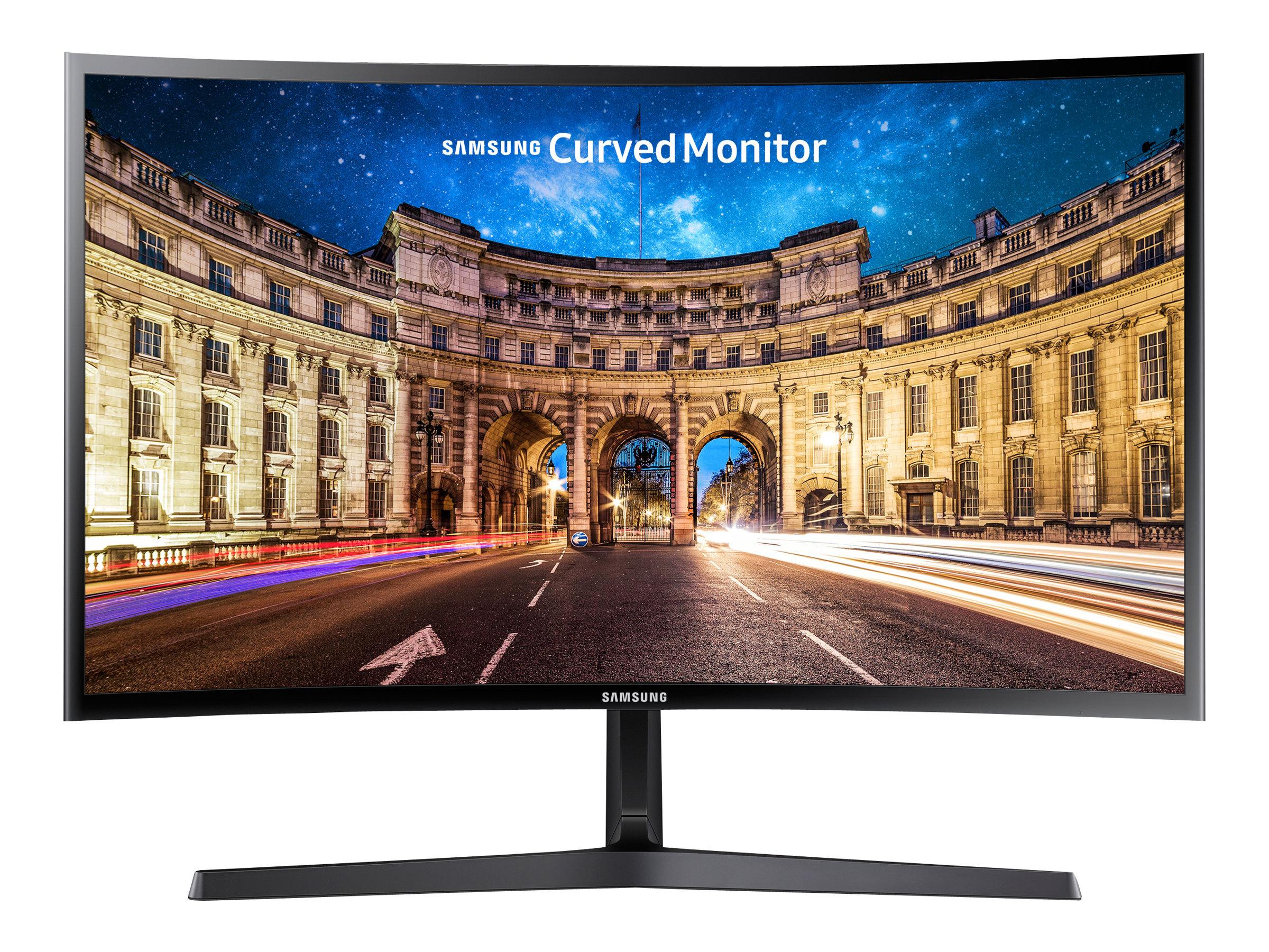 "Samsung C24F396FHU - CF396 Series - LCD-Monitor - gebogen - 61 cm (24"")"