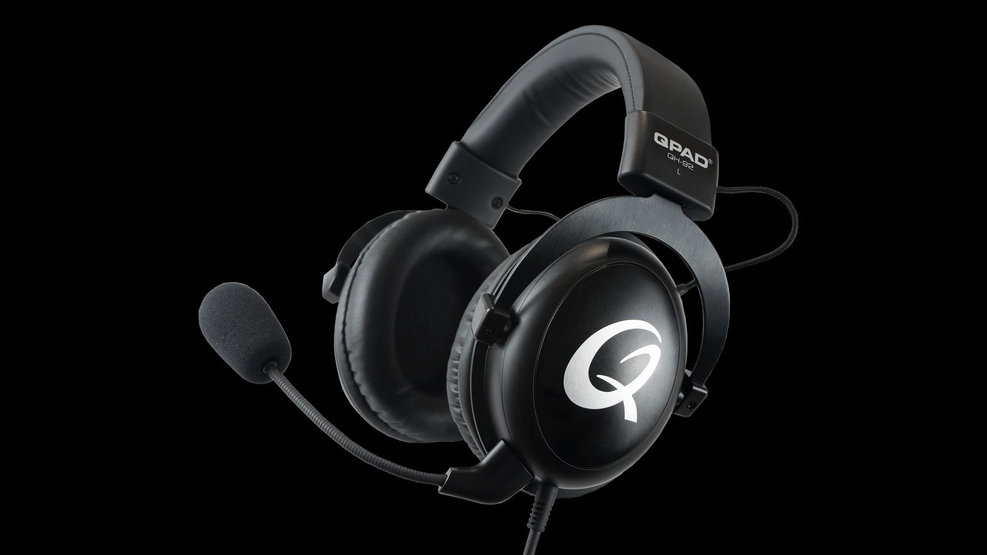 QPAD QH-92 - Headset  - Gaming - Kabelgebunden - 3,5 mm Klinke