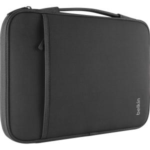 Belkin B2B064-C00 13Zoll Ärmelhülle Schwarz Notebooktasche