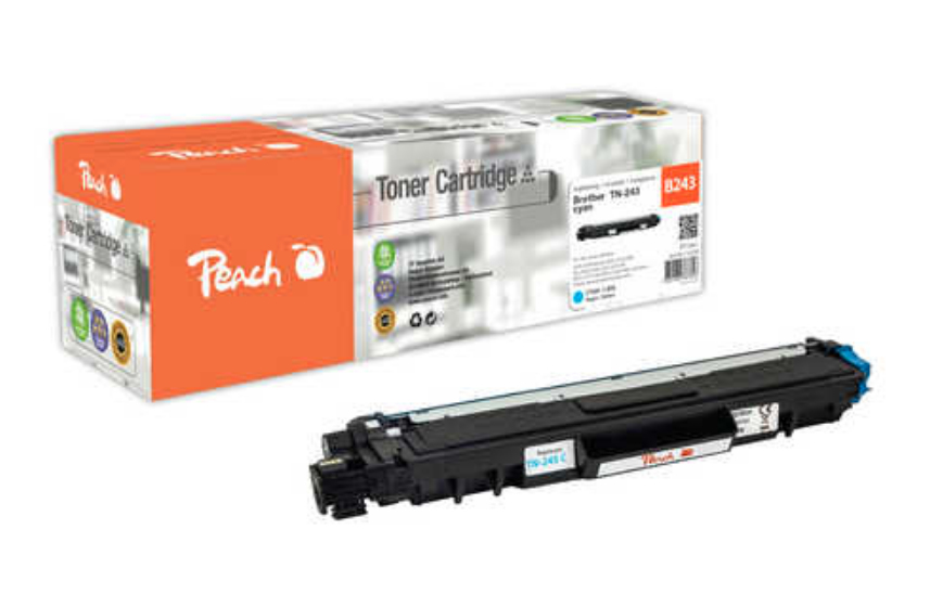 Peach PT1061 - 2300 Seiten - Gelb - 1 Stück(e)