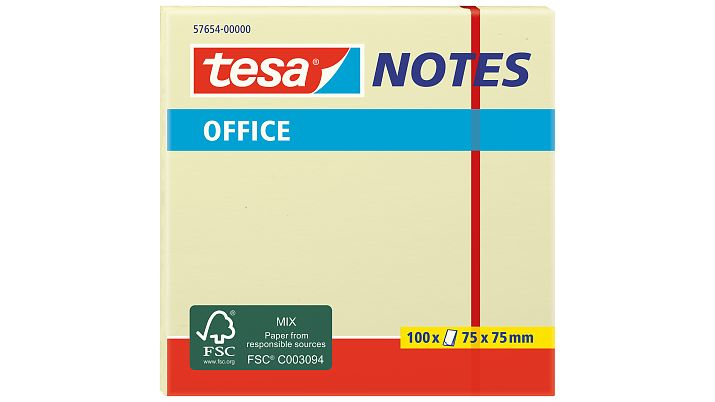 Tesa 57654 - 75 mm - 75 mm