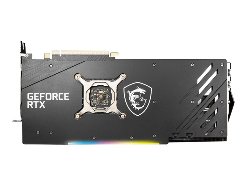 MSI GeForce RTX 3060 GAMING X TRIO 12G - Grafikkarten
