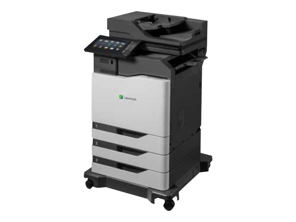 Lexmark CX825dte - Multifunktionsdrucker
