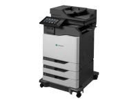 CX825dte - Multifunktionsdrucker - Farbe