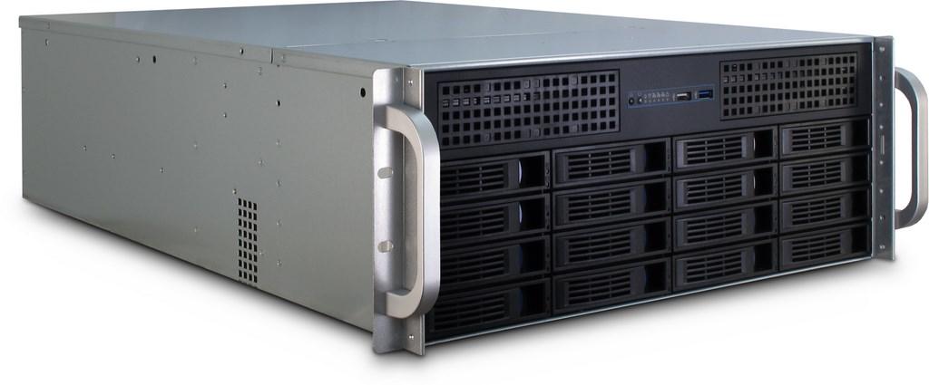 Inter-Tech IPC 4U-4416 - Rack-montierbar - 4U