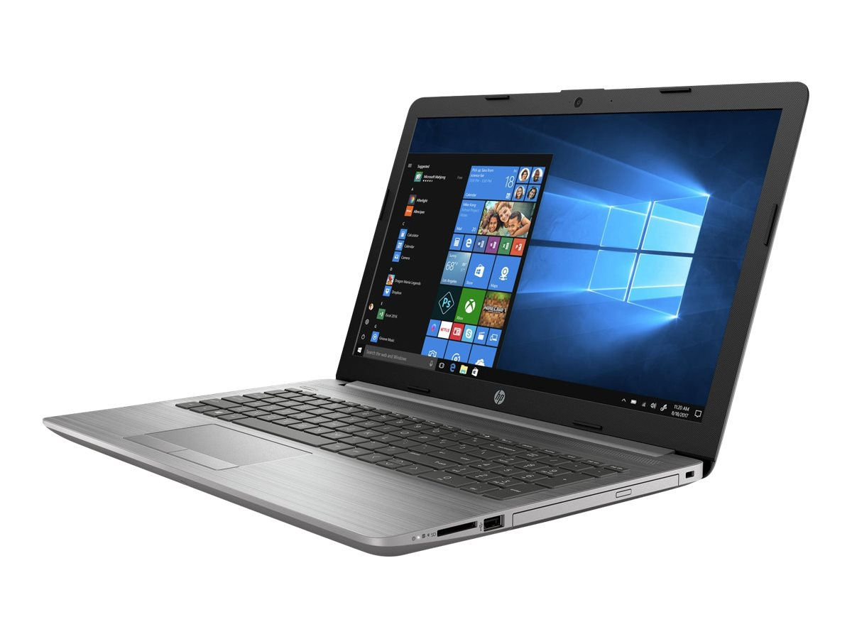HP 255 G7 - Ryzen 5 3500U / 2.1 GHz - Win 10 Pro 64-Bit - 8 GB RAM - 512 GB SSD NVMe, HP Value - DVD-Writer - 39.6 cm (1