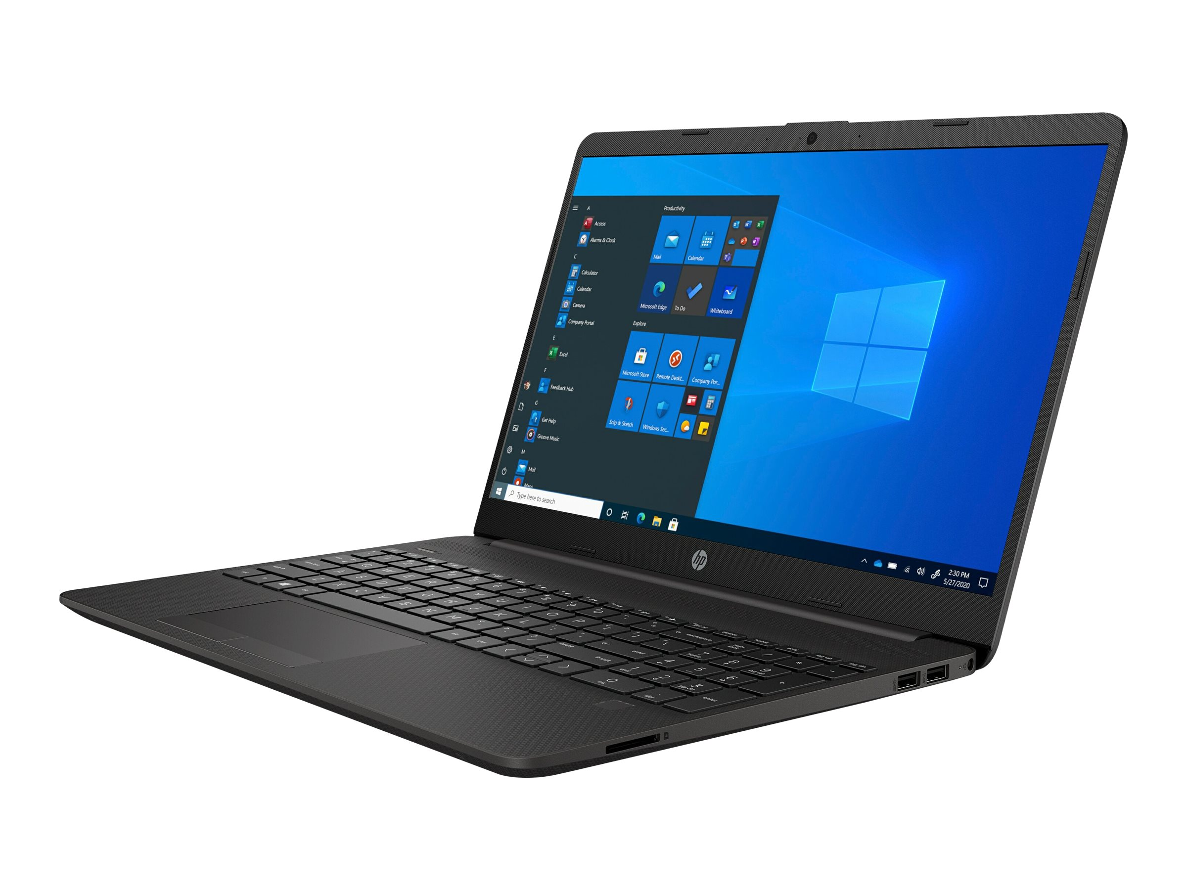 """HP 250 G8 - Core i3 1005G1 / 1.2 GHz - FreeDOS 3.0 - 8 GB RAM - 256 GB SSD NVMe, HP Value - 39.6 cm (15.6"""")"""