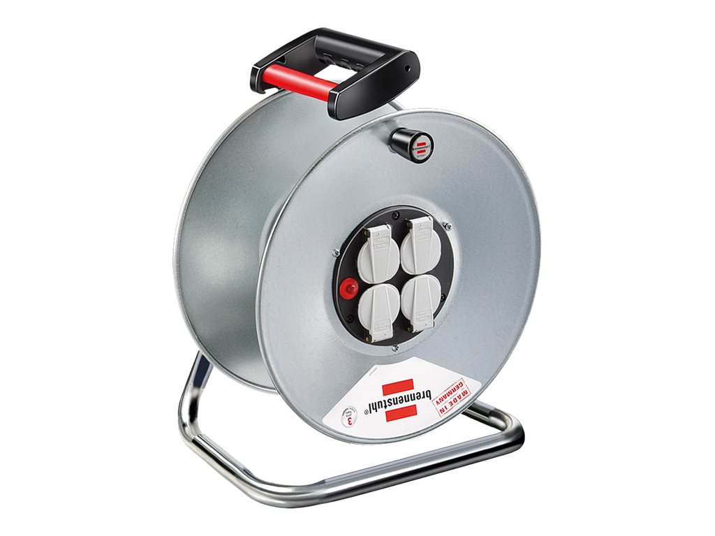 Brennenstuhl Garant S 4 cable reel without cable