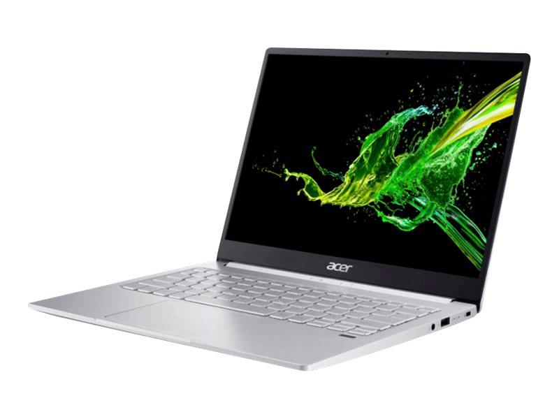 "Acer Swift 3 SF313-52-52AS - Core i5 1035G4 / 1.1 GHz - Win 10 Home 64-Bit - 8 GB RAM - 512 GB SSD - 34.3 cm (13.5"")"