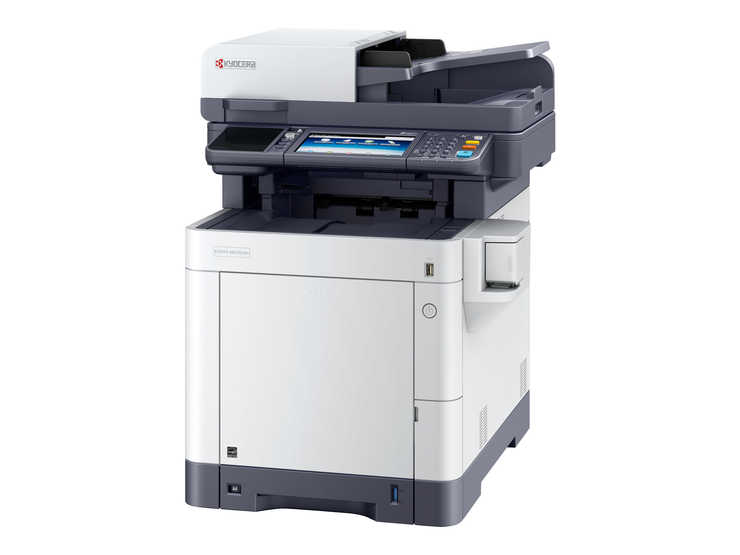 Kyocera ECOSYS M6235cidn - Multifunktionsdrucker - Farbe - Laser - Legal (216 x 356 mm)/