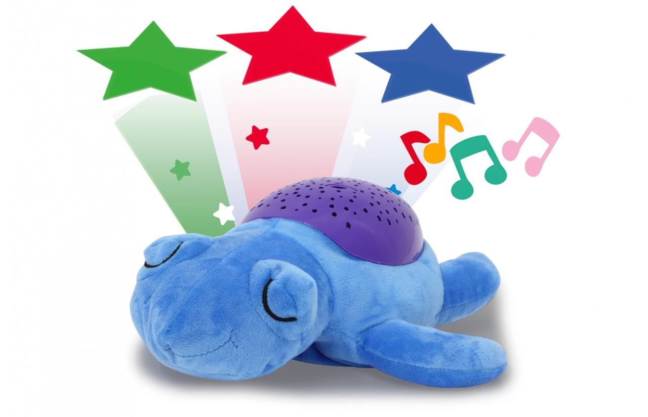 JAMARA Dreamy Turtle - LED - Freistehend - Junge/Mädchen - Automatische Abschaltung - Akku