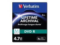 4.7GB DVD-R 4.7GB DVD-R 3Stück(e)