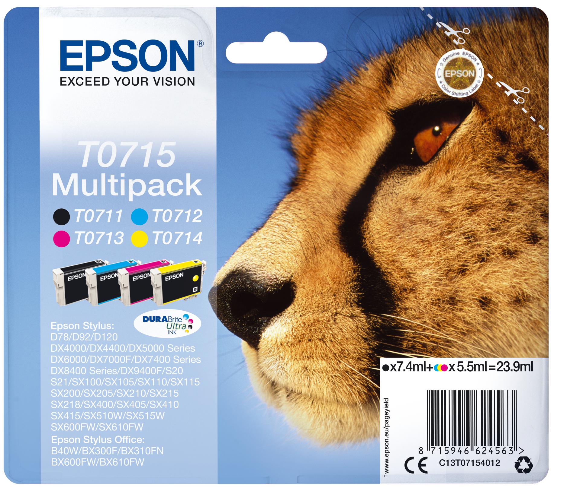 Epson C13T07154012