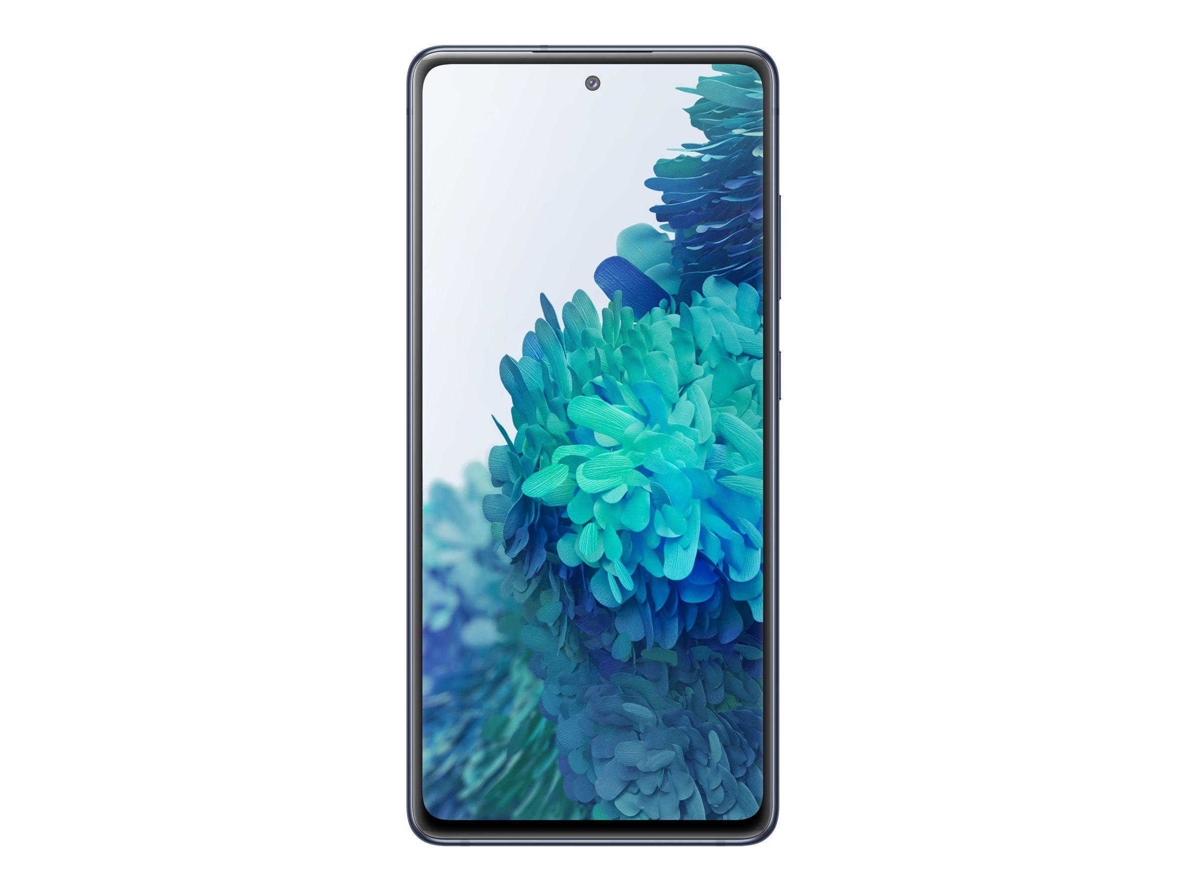 "Samsung Galaxy S20 FE 5G - Smartphone - Dual-SIM - 5G NR - 128 GB - microSD slot - GSM - 6.5"" - Cloud Navy"