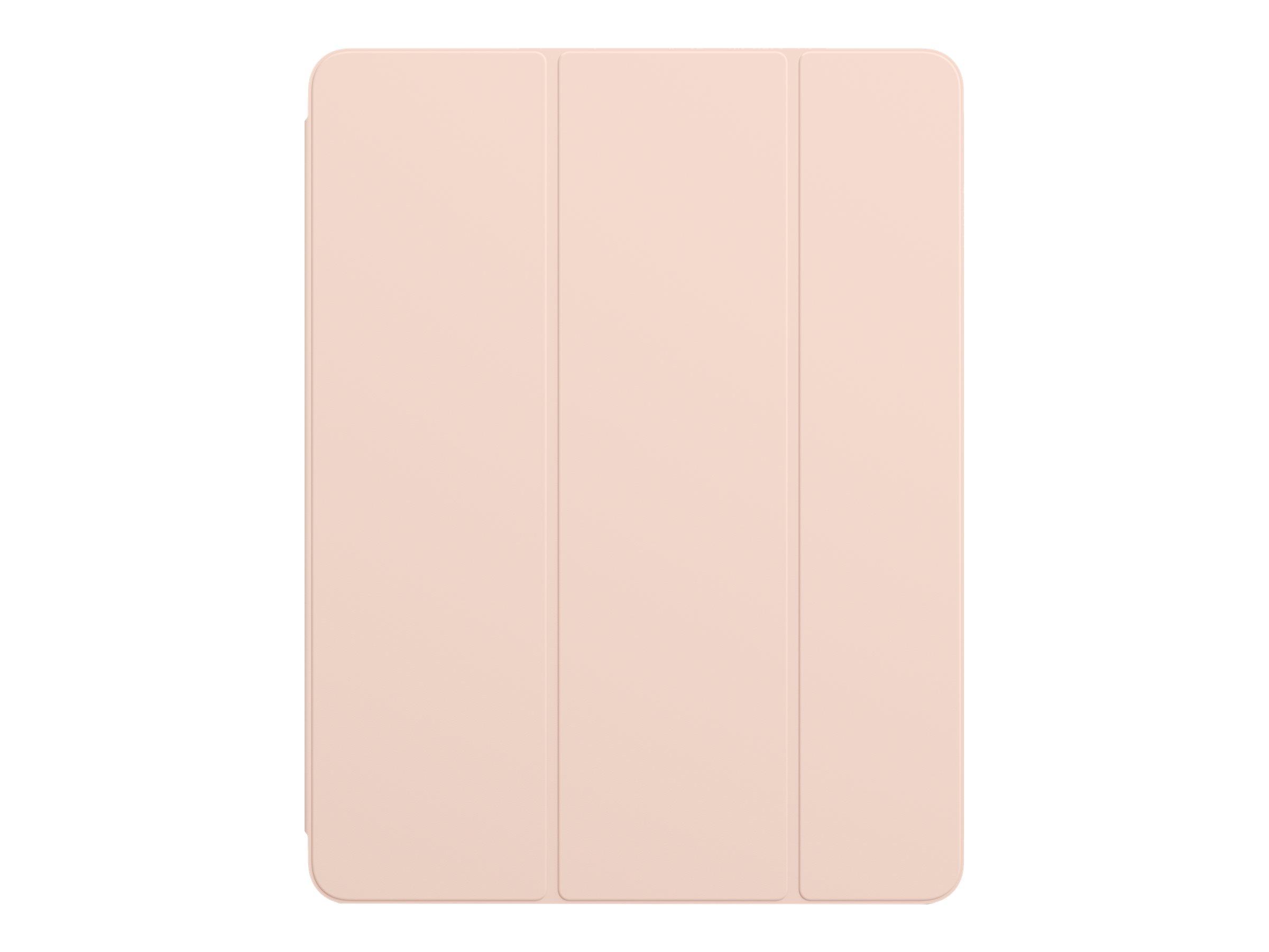 """Vorschau: Apple Smart Folio - Flip-Hülle für Tablet - Polyurethan - rosa sandfarben - 12.9"""" - für 12.9-inch iPad Pro (3. Generation, 4. Generation)"""