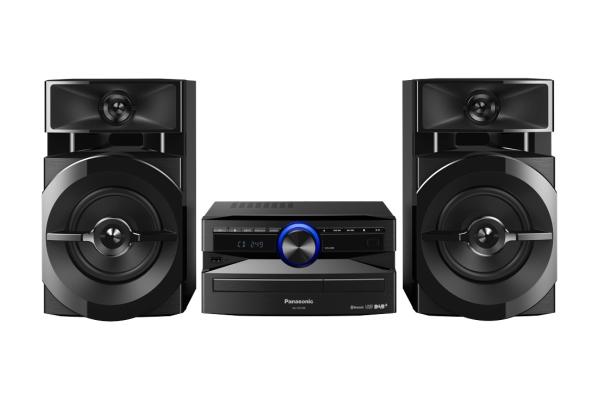 Panasonic SC-UX104EG Home audio mini system 300W Schwarz