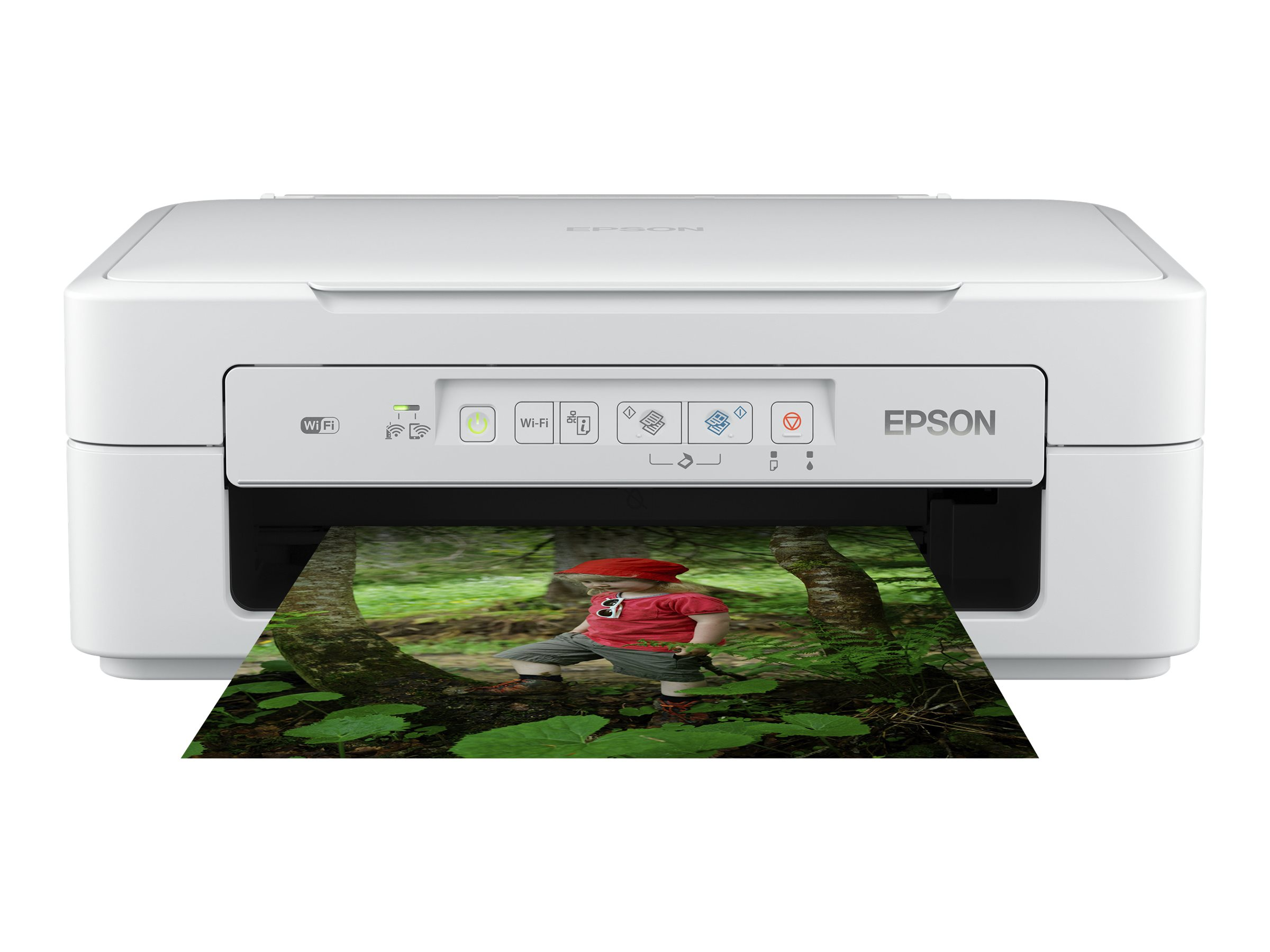 Epson Expression Home XP-257 - Multifunktionsdrucker - Farbe - Tintenstrahl - A4/Legal (Medien)