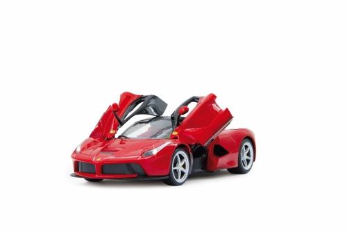 JAMARA Ferrari LaFerrari - On-Road-Rennwagen - Elektromotor - 1:14 - Betriebsbereit (RTR) - Rot - Ferrari LaFerrari