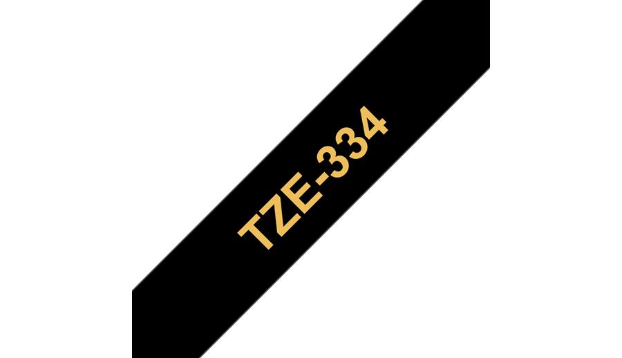 Brother TZe334 Etiketten / Beschriftungsbänder
