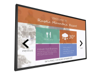 Signage Solutions Multi-Touch Display 65BDL3051T/00