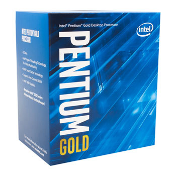 Intel Pentium Gold G5600 - 3.9 GHz - 2 Kerne