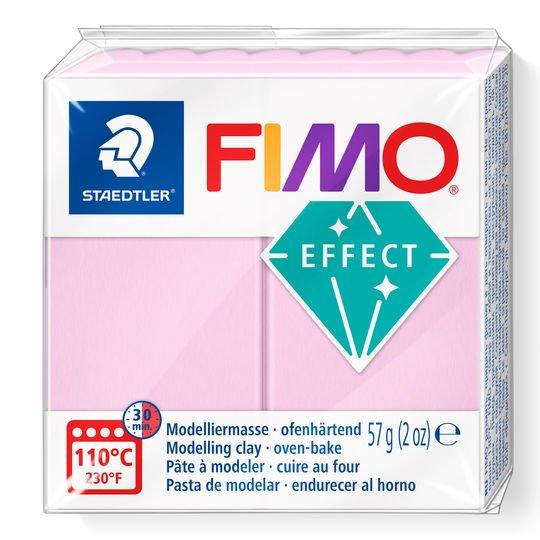 Vorschau: STAEDTLER FIMO 8020-205 - Modellierton - Rose - Erwachsene - 1 Stück(e) - 110 °C - 30 min