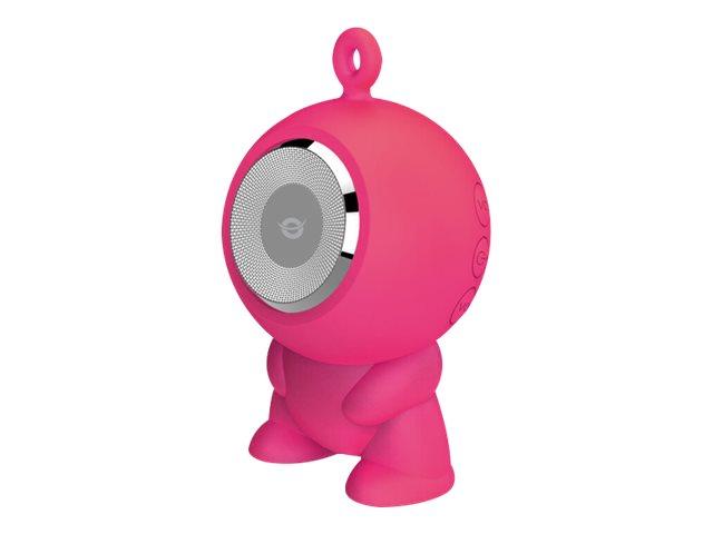 Conceptronic CSPKBTWPHFP - Lautsprecher - tragbar - pink