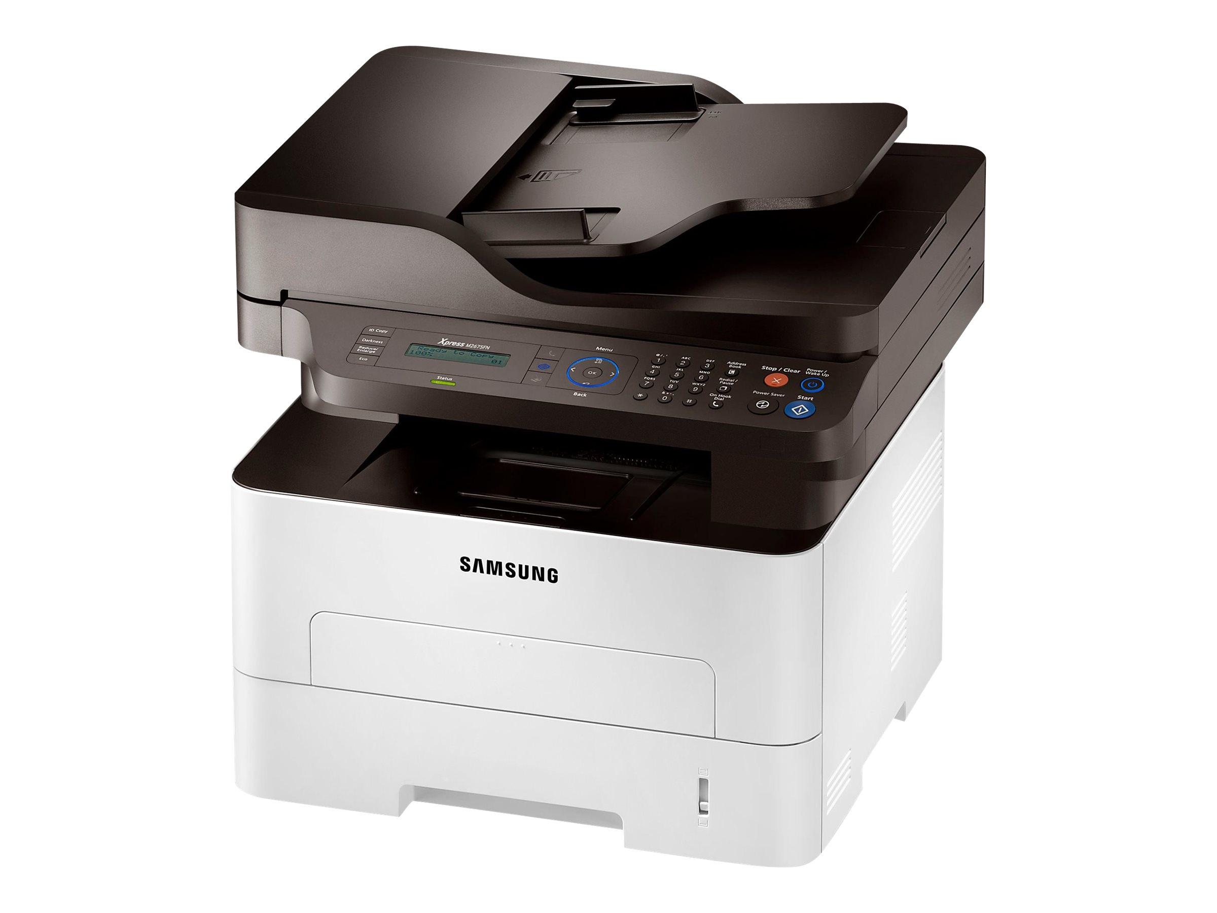 HP Samsung Xpress SL-M2675FN - Multifunktionsdrucker