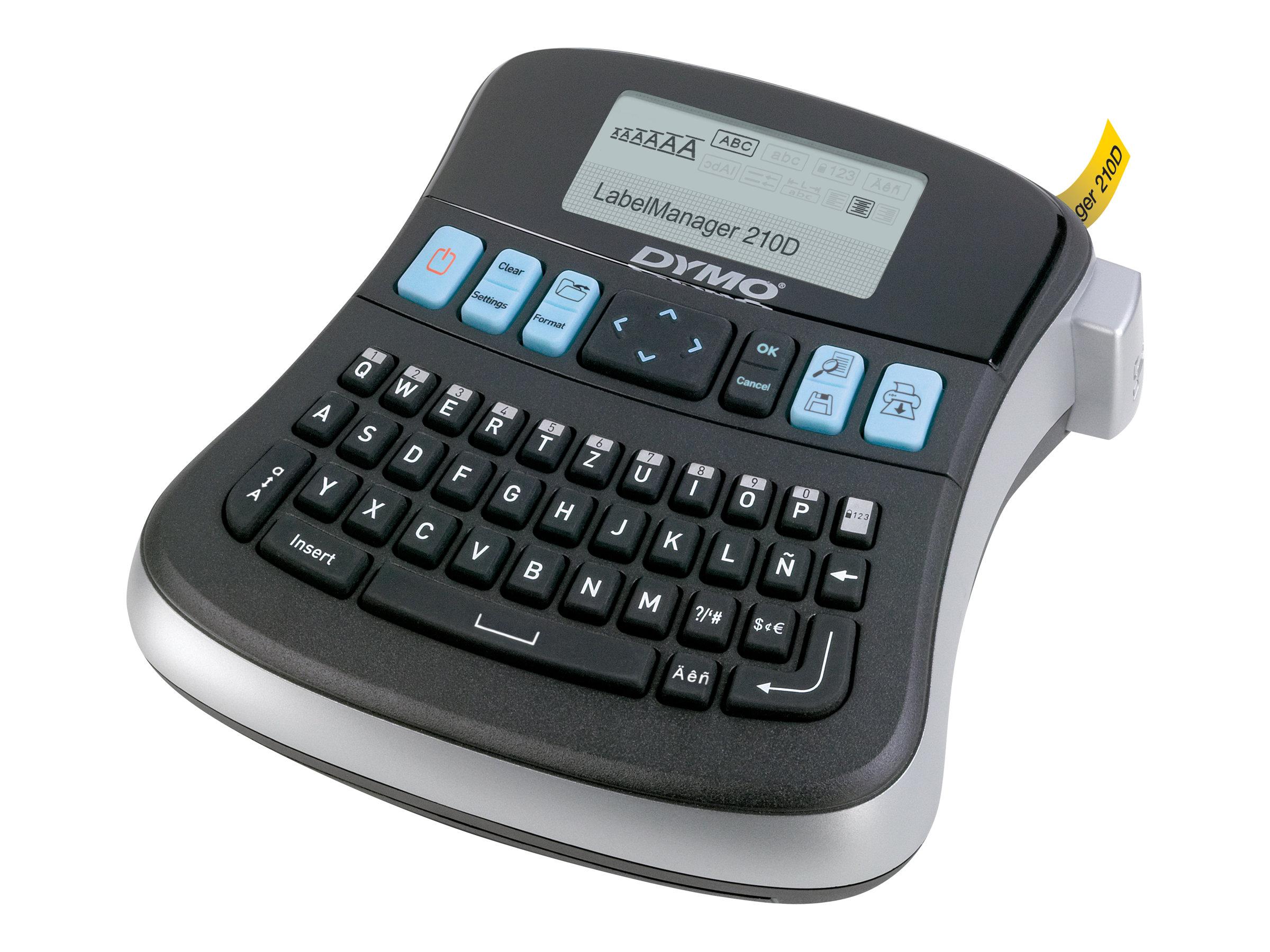 Dymo LabelMANAGER 210D - Beschriftungsgerät