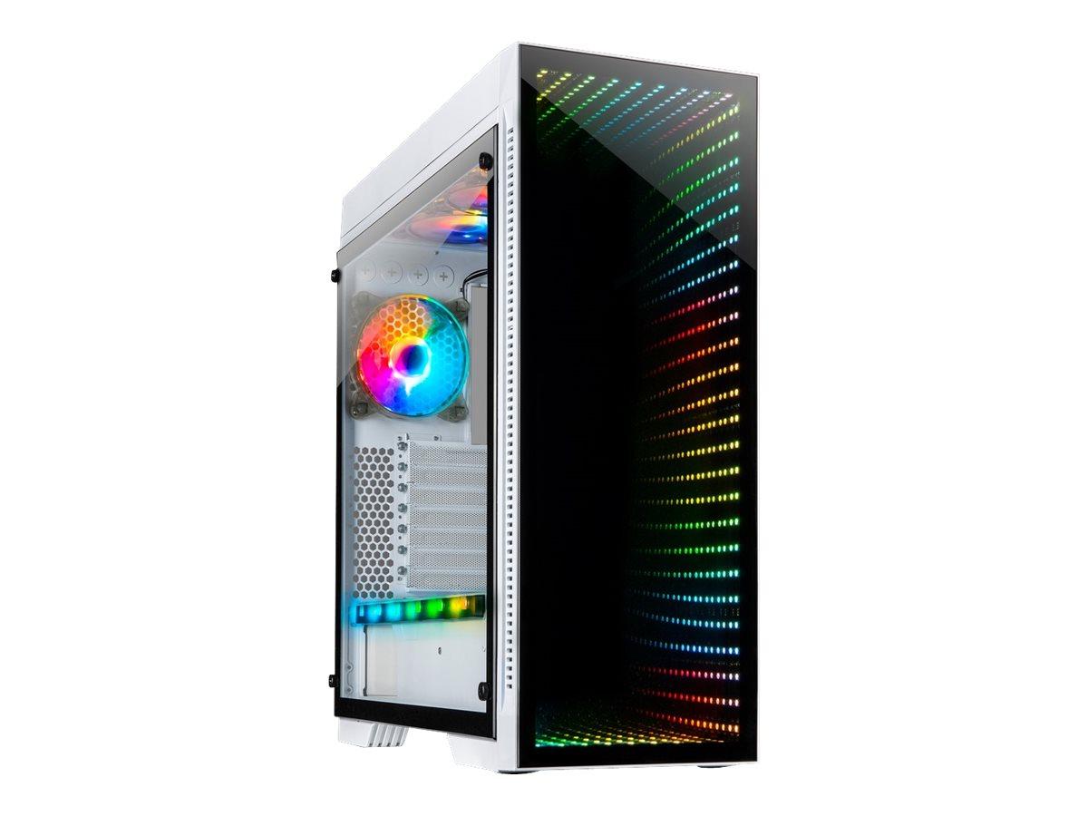 Inter-Tech X-908 Infini2 - Gaming-tower - Erweitertes ATX - ohne Netzteil (ATX)