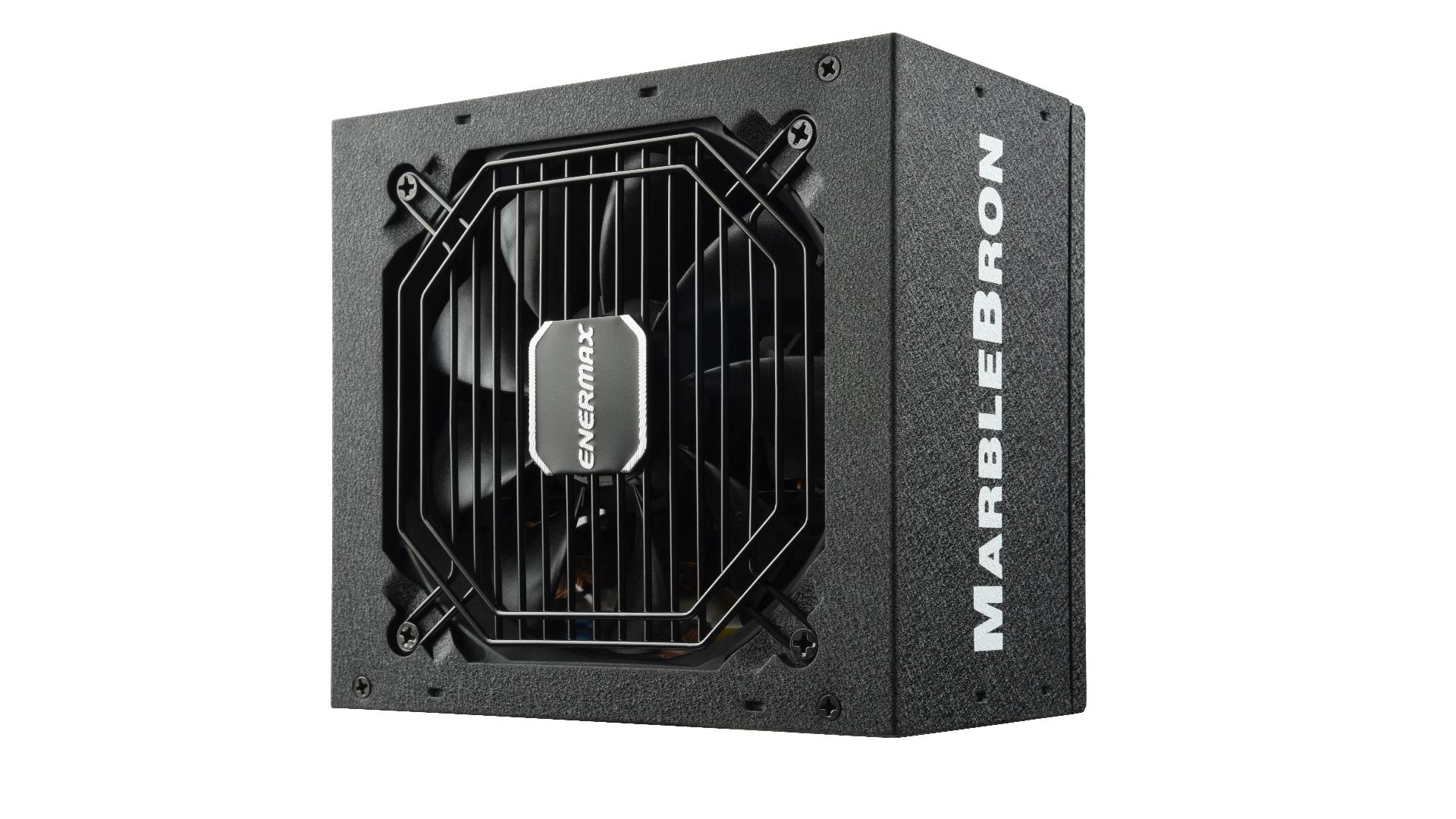 Enermax MarbleBron - 650 W - 100 - 240 V - 47 - 63 Hz - 10-5 A - Aktiv - 120 W