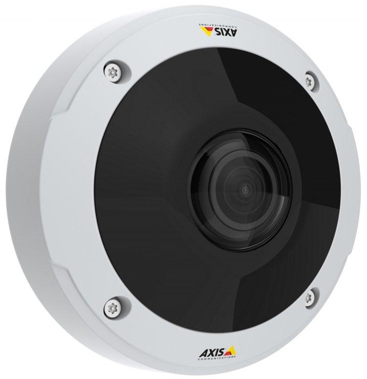 Axis M3058-PLVE - IP-Sicherheitskamera - Innen & Außen - Verkabelt - EN 55032 Class A - EN 50121-4 - IEC 62236-4 - EN 55024 - EN 61000-6-1 - EN 61000-6-2 - FCC Part 15... - Kuppel - Wand